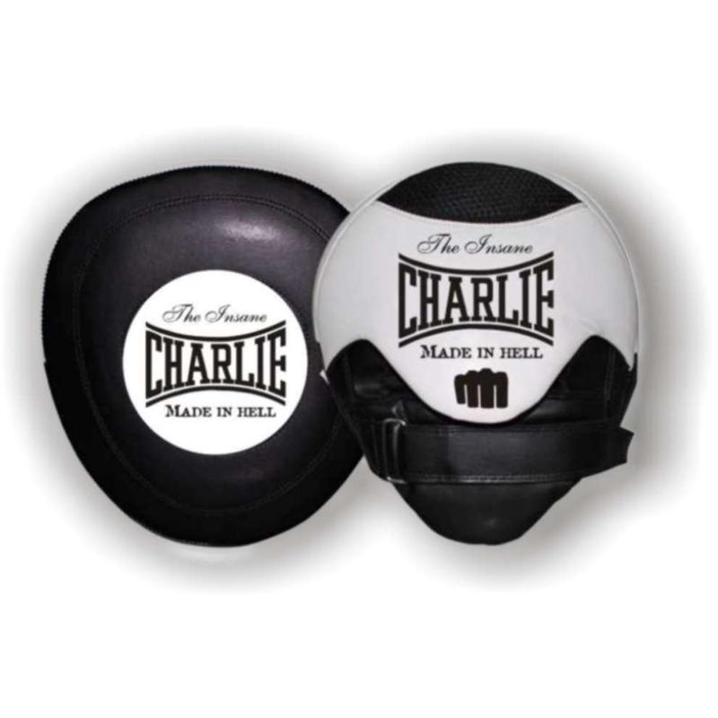 Charlie Manopla De Boxeo Curva De Gel
